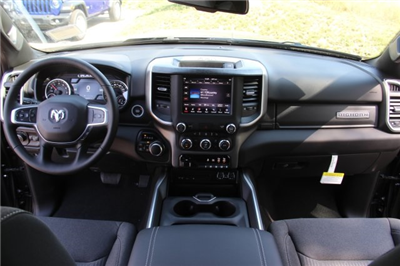 2019 Ram 1500 Crew Cab 4x4,  Pickup #L19D083 - photo 16