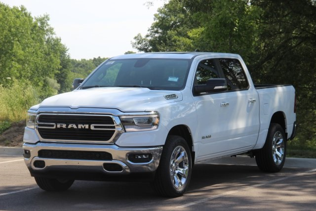 2019 Ram 1500 Crew Cab 4x4,  Pickup #L19D085 - photo 4