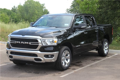2019 Ram 1500 Crew Cab 4x4,  Pickup #L19D089 - photo 4