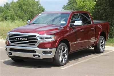 2019 Ram 1500 Crew Cab 4x4,  Pickup #L19D098 - photo 4