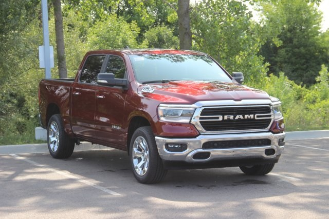 2019 Ram 1500 Crew Cab 4x4,  Pickup #L19D104 - photo 3