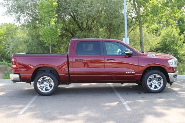 2019 Ram 1500 Crew Cab 4x4,  Pickup #L19D104 - photo 8