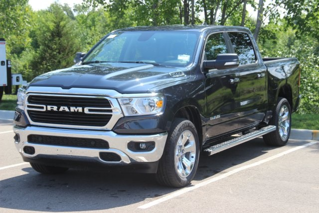 2019 Ram 1500 Crew Cab 4x4,  Pickup #L19D144 - photo 4