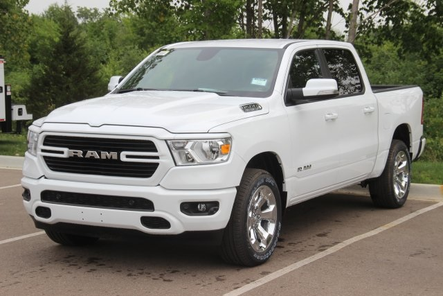 2019 Ram 1500 Crew Cab 4x4,  Pickup #L19D169 - photo 4