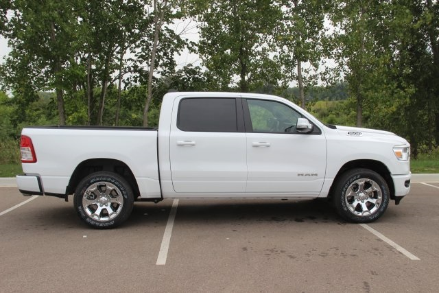 2019 Ram 1500 Crew Cab 4x4,  Pickup #L19D169 - photo 8