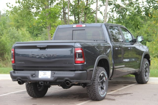 2019 Ram 1500 Crew Cab 4x4,  Pickup #L19D178 - photo 2