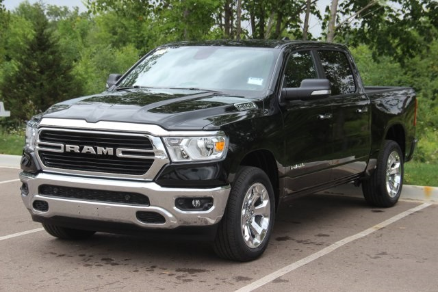 2019 Ram 1500 Crew Cab 4x4,  Pickup #L19D186 - photo 4
