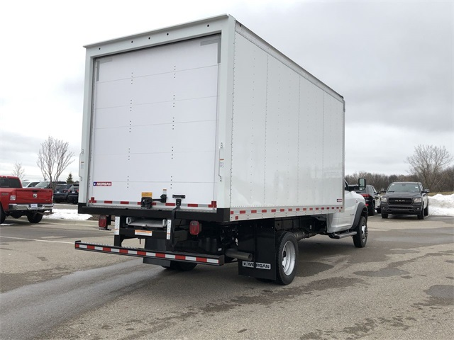 2019 Ram 5500 Regular Cab DRW 4x2, Morgan Dry Freight #L19D2077 - photo 1