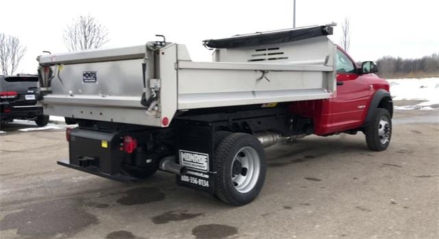 2019 Ram 5500 Regular Cab DRW 4x4, Dump Body #L19D2094 - photo 1