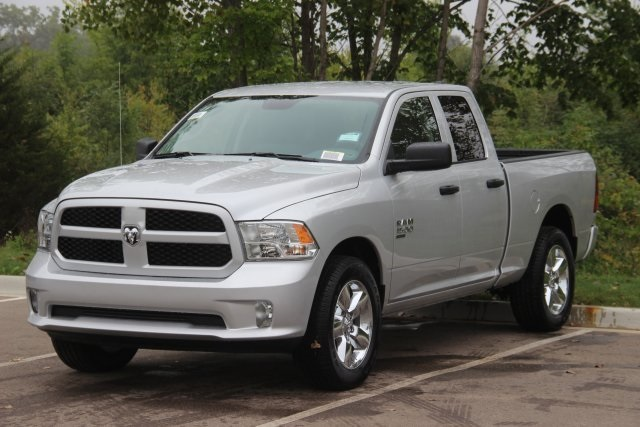 2019 Ram 1500 Quad Cab 4x4,  Pickup #L19D234 - photo 4