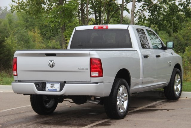 2019 Ram 1500 Quad Cab 4x4,  Pickup #L19D234 - photo 2