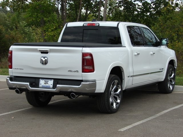 2019 Ram 1500 Crew Cab 4x4,  Pickup #L19D245 - photo 7