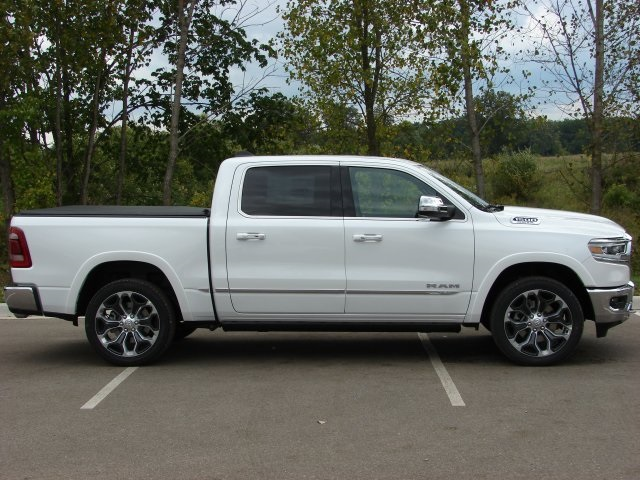 2019 Ram 1500 Crew Cab 4x4,  Pickup #L19D245 - photo 8