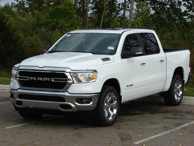 2019 Ram 1500 Crew Cab 4x4,  Pickup #L19D254 - photo 3