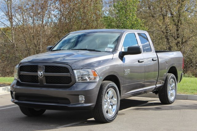 2019 Ram 1500 Quad Cab 4x4,  Pickup #L19D258 - photo 4
