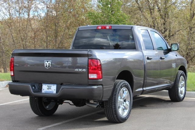 2019 Ram 1500 Quad Cab 4x4,  Pickup #L19D258 - photo 2