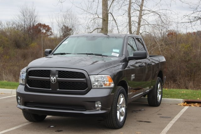 2019 Ram 1500 Quad Cab 4x4,  Pickup #L19D288 - photo 4