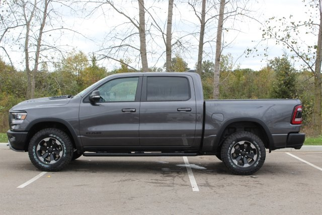 2019 Ram 1500 Crew Cab 4x4,  Pickup #L19D297 - photo 5