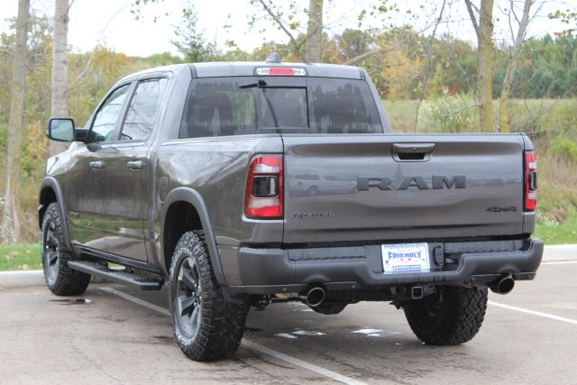 2019 Ram 1500 Crew Cab 4x4,  Pickup #L19D297 - photo 6