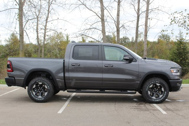2019 Ram 1500 Crew Cab 4x4,  Pickup #L19D297 - photo 8