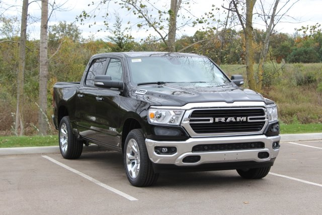 2019 Ram 1500 Crew Cab 4x4,  Pickup #L19D301 - photo 1
