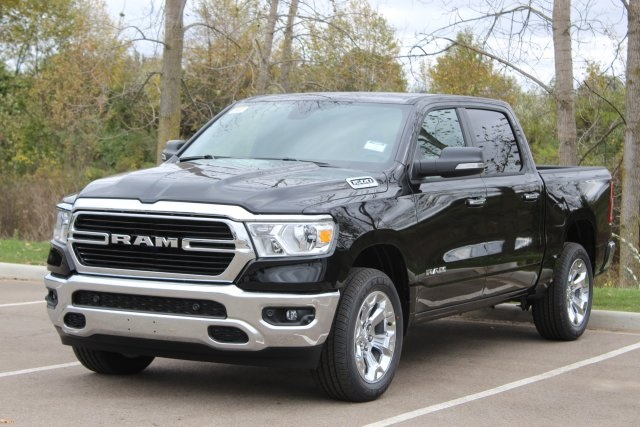 2019 Ram 1500 Crew Cab 4x4,  Pickup #L19D301 - photo 4