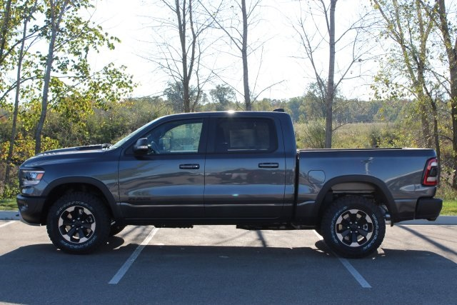 2019 Ram 1500 Crew Cab 4x4,  Pickup #L19D305 - photo 5