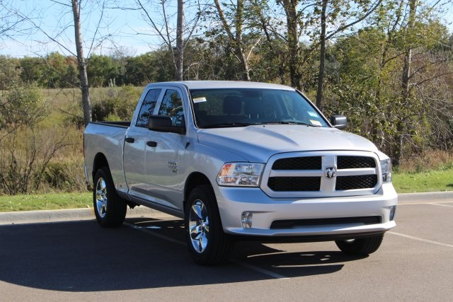 2019 Ram 1500 Quad Cab 4x4,  Pickup #L19D309 - photo 3