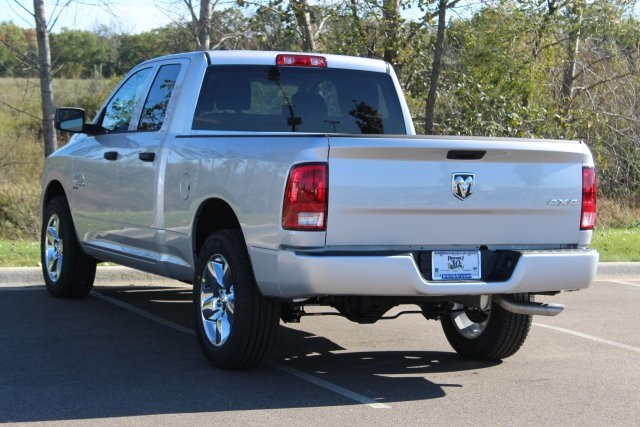 2019 Ram 1500 Quad Cab 4x4,  Pickup #L19D309 - photo 2