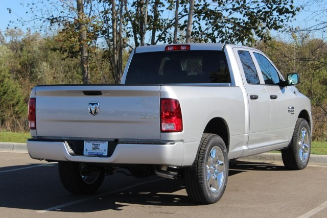 2019 Ram 1500 Quad Cab 4x4,  Pickup #L19D309 - photo 7