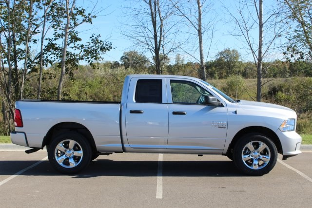 2019 Ram 1500 Quad Cab 4x4,  Pickup #L19D309 - photo 8