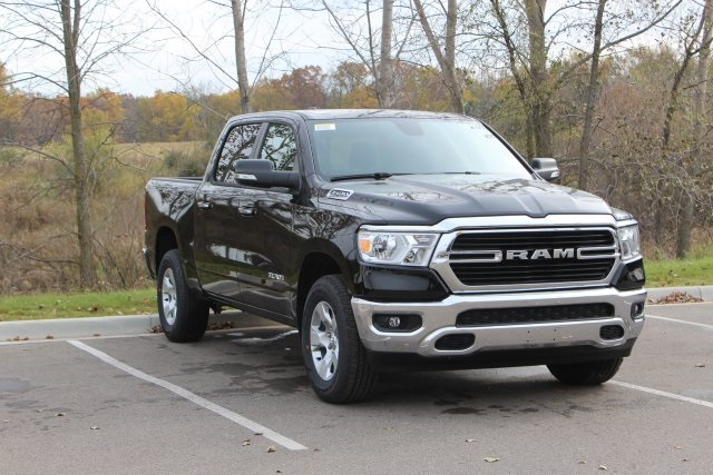 2019 Ram 1500 Crew Cab 4x4,  Pickup #L19D354 - photo 1