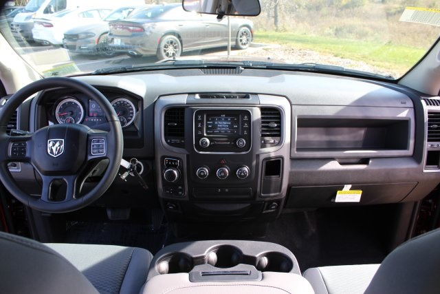 2019 Ram 1500 Quad Cab 4x4,  Pickup #L19D360 - photo 16