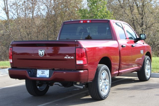 2019 Ram 1500 Quad Cab 4x4,  Pickup #L19D361 - photo 2