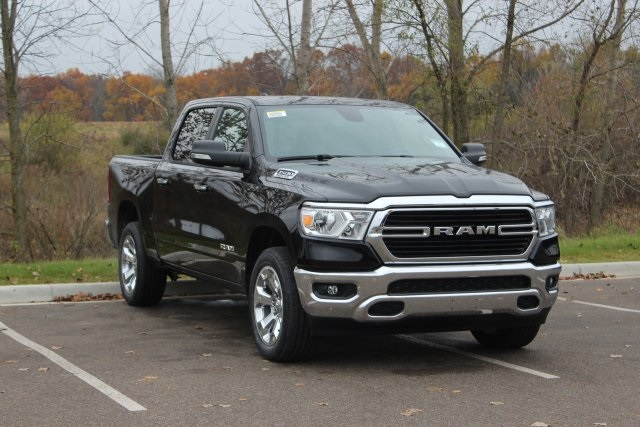 2019 Ram 1500 Crew Cab 4x4,  Pickup #L19D377 - photo 1