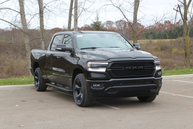 2019 Ram 1500 Crew Cab 4x4,  Pickup #L19D417 - photo 1