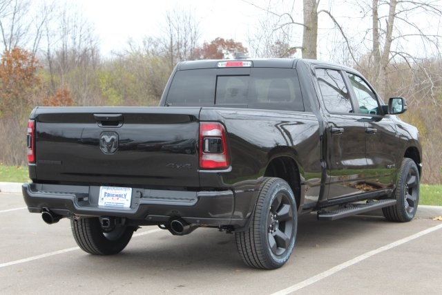 2019 Ram 1500 Crew Cab 4x4,  Pickup #L19D417 - photo 2