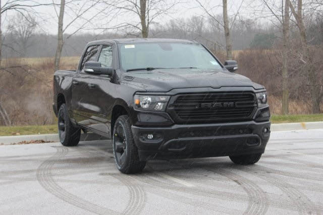2019 Ram 1500 Crew Cab 4x4,  Pickup #L19D542 - photo 1