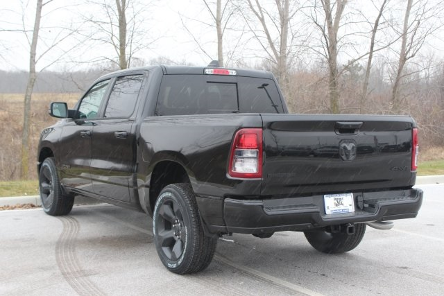 2019 Ram 1500 Crew Cab 4x4,  Pickup #L19D542 - photo 6