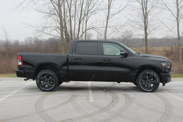 2019 Ram 1500 Crew Cab 4x4,  Pickup #L19D542 - photo 8