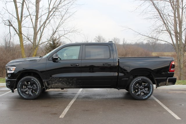 2019 Ram 1500 Crew Cab 4x4,  Pickup #L19D552 - photo 5