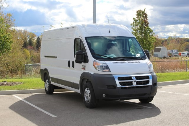 2018 ProMaster 2500 High Roof FWD,  Empty Cargo Van #LD18A091 - photo 17