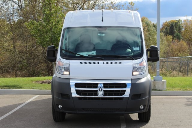 2018 ProMaster 2500 High Roof FWD,  Empty Cargo Van #LD18A091 - photo 3