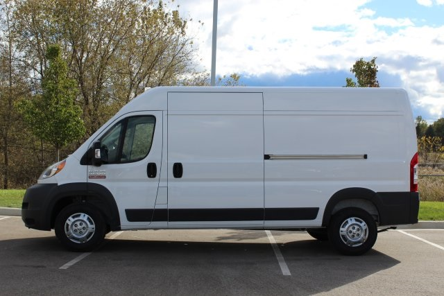 2018 ProMaster 2500 High Roof FWD,  Empty Cargo Van #LD18A091 - photo 5