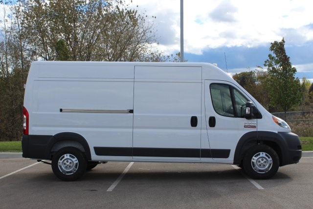 2018 ProMaster 2500 High Roof FWD,  Empty Cargo Van #LD18A091 - photo 9