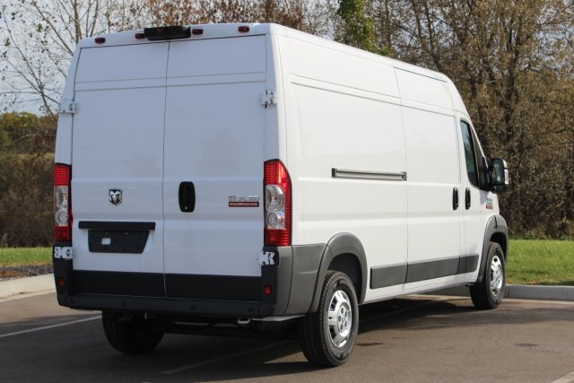2018 ProMaster 2500 High Roof FWD,  Empty Cargo Van #LD18A092 - photo 8