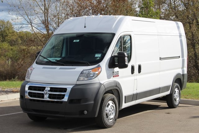 2018 ProMaster 2500 High Roof FWD,  Empty Cargo Van #LD18A093 - photo 4