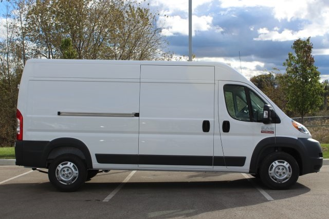2018 ProMaster 2500 High Roof FWD,  Empty Cargo Van #LD18A093 - photo 9