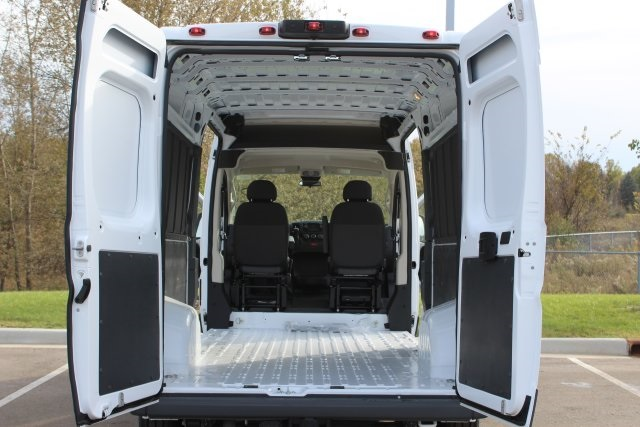 2018 ProMaster 2500 High Roof FWD,  Empty Cargo Van #LD18A094 - photo 2