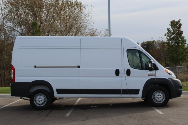 2018 ProMaster 2500 High Roof FWD,  Empty Cargo Van #LD18A094 - photo 9